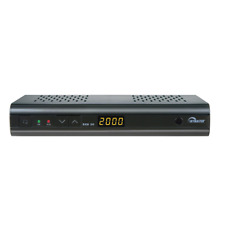 Digitaler HD SAT Receiver Skymaster DXH 30 mit Aufnahnefunktion PVR HDMI USB