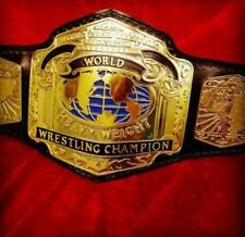 WCWA World Heavyweight Wrestling Championship Replica Belt