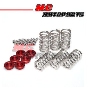 Red Billet CNC Clutch Spring Kit For Ducati GT1000 748 996 998 749 1098 1198 S