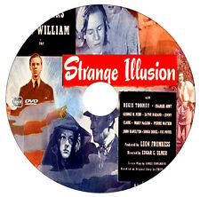 Strange Illusion - Jimmy Lydon, Sally Eilers -  Crime, Drama - 1945 - DVD