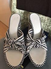 Antolina Paris Woven Heels - Size 40 - Never Worn Samples