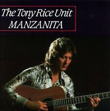 Tony Rice - Manzanita [New CD]