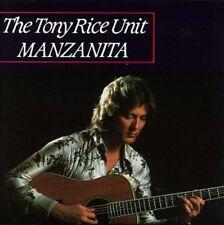 Tony Rice - Manzanita [New CD]