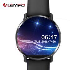 LEMFO LEM X Smart Watch Android 7.1 LTE 4G Sim WIFI 2.03 Inch 8MP Camera GPS HR
