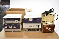"Karl Storz Endoflator, Vet Pump, 15"" Monitor, Endoscope, Suction Pump, & Misc."