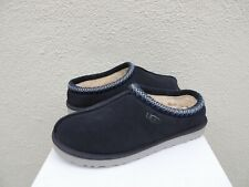 UGG TASMAN TRUE NAVY SUEDE/ SHEEPSKIN SLIPPERS SHOES, MEN US 10/ EUR 43 ~NEW