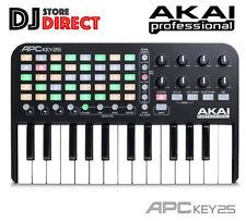 AKAI APC Key 25 - Ableton Live MIDI USB Keyboard Controller + Ableton Live Lite