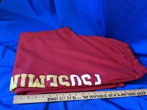 Champion XXl VTG 80s-90s Sweat Pants Florida State University Seminoles Logo FSU