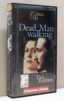 DEAD MAN WALKING [vhs, prima fila, l'espresso cinema]