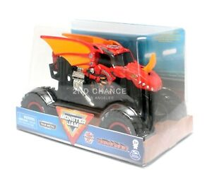 New 2021 DRAGONOID Bakugan Spin Master Monster Jam Truck 1:24 Diecast