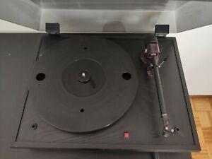 Giradischi turntable Logic Tempo + Logic Datum II Tonearm + Audio Tecnica AT30E