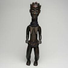 EC7 Dan Figur Mütterlichkeit Afrika / Statuette Dan ancienne / Tribal Dan Figure