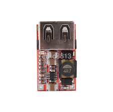 6-24V 12V/24V to 5V 3A Car USB Charger Module DC Buck Step Down Converter AU