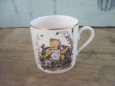 1972 Schmid Bros. Porcelain Child's Cup-Copy of Picture by Sister Berta Hummel