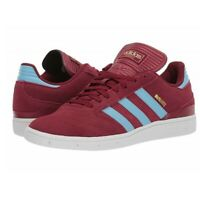 Adidas Busenitz Pro Skateboarding Shoes Men's Size 8 Maroon Blue Suede