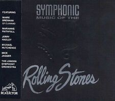 Symphonic Music of the Rolling Stones by London Symphony Orchestra (CD, May-1994, RCA Victor)