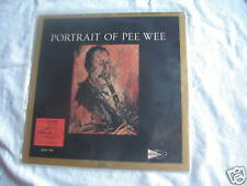 Pee Wee Russell Portrait rare sealed DCC ltd low # mint