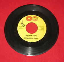 "BRENDA HOLLOWAY ""WHEN I'M GONE"" 1964 ALTERNATIVE TAKE TAMLA 54111 LQQQK!!"