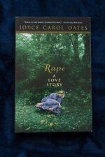 Rape : A Love Story by Joyce Carol Oates (2004, Paperback)