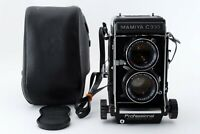 【AS-IS】Mamiya C330 Pro TLR Camera w/ DS 105mm f/ 3.5 Blue Dot Lens Japan A0377