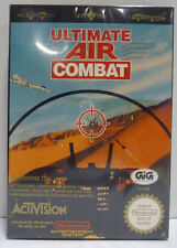 ULTIMATE AIR COMBAT - NINTENDO NES - PAL A GIG ITA VERSION - BOXED