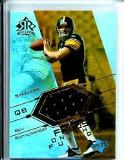 2004 U.D.Reflections Focus/Future Jersey Ben Roethlisberger *Rookie* Steelers