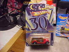 Hot Wheels Cars of the Decades the 30's '37 Ford