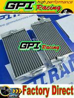Honda CR125 CR125R CR 125 02 03 2002 2003 aluminium radiator RH&LH