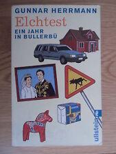 Elchtest - Ein Jahr in Bullerbü - TB - von Gunnar Herrmann