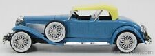 MINT RIO #45 1934 Duesenberg SJ Torpedo Phaeton - Original Box - Holiday Savings
