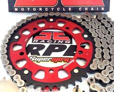 HONDA CBR954 2002-2003 JT Z1R 520 Red/Black SuperSprox Chain and Sprockets Kit