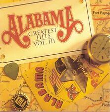 Alabama - Greatest Hits 3 [New CD]