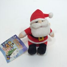 Rudolph The Red-Nosed Reindeer The Island of Misfit Toys Santa Clause Key Chain