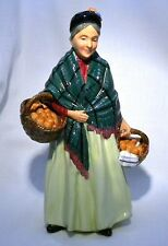VERY EARLY ROYAL DOULTON THE ORANGE LADY FIGURINE  HN  1953  RETIRED