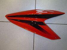 Honda Cbf125 2009-2010 Left Front Cowl Fairing Red 64202KWF640WC