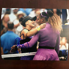 """NEW -BIANCA ANDREESCU signed """"US OPEN"""" 8X10 PHOTO - with PROOF - Tennis B"""