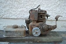 Antique Briggs and Stratton WMB Engine Vintage Hit & Miss Stationary Kick Start