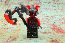 Lego Mini Figure Ninjago Slackjaw with 2-Sided Head from Set 70627