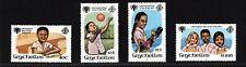 Seychelles 1979 International Year of the child Kinder UNESCO Mi. 443-446 ** UMM