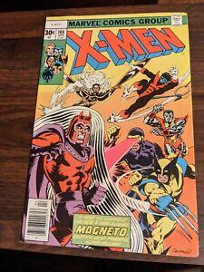 Uncanny X-Men #104/Magneto appearance/Good copy!
