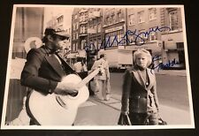Neil Innes The Rutles Monty Python Genuine Hand Signed Photo Rare Eric Idle