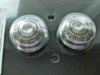 Harley Davidson Motor Co. Mutterkappen Achsencover Achs Cover hinten 41704-09