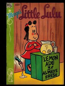 DELL COMICS MARGE'S LITTLE LULU VOL1 #14 AUG 1949 VF/NM 9.0 HG GOLDEN AGE