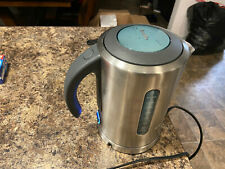 Breville Bke700Bss Soft Top Pure Kettle, Brushed Stainless Steel