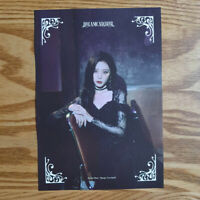Jiu Official Cover Up Card Dream Catcher Mini Album Dystopia : Lose Myself