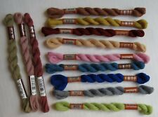 Threads for Needlepoint or Hand Embroidery 12x DMC Medici (51)