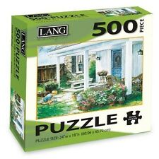 A Potted Garden 500 Piece Puzzle