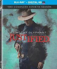 Justified: Season 4 [Blu-ray] NEW!