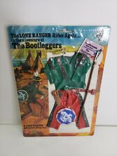 Lone Ranger Rides Again The Bootleggers Adventure Set Gabriel Marx Hubley 1975