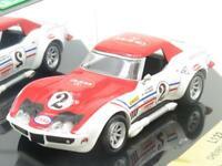 Vitesse Diecast L122 Chevrolet Corvette #2 Le Mans 1971 1.43 Scale Boxed